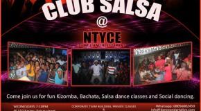Salsa @ NTyce Lounge