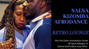 Monday Salsa/Kizomba now at RETRO LOUNGE (VI)