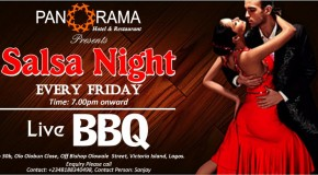 Friday Kizomba / Salsa at Panorama Hotel