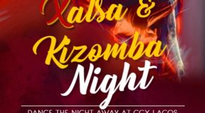 Friday Kizomba / Salsa at CCX LAGOS in VI