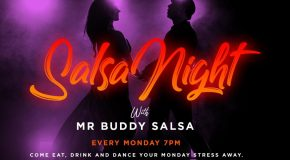 Monday Salsa/Kizomba/Bachata at THISTLE Restaurant VI