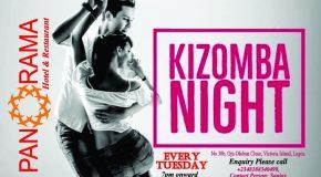 Tuesday Kizomba at PANORAMA Hotel in VI