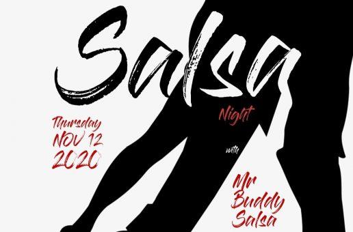 Thursday Salsa at CABARET Sip and Dine Lounge
